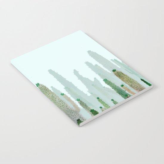 horizont cactus Notebook