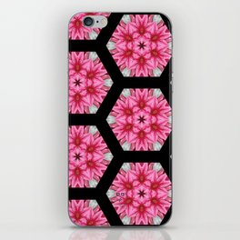 FRAGMENT DESIGN - Flower from French Queyras Mountain iPhone Skin