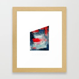 """Stairs Of Success """"SOS"""" Framed Art Print"""