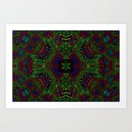 Colorandblack series 1028 Art Print