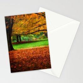 A Walk In The Park - Nature Art Stationery Cards