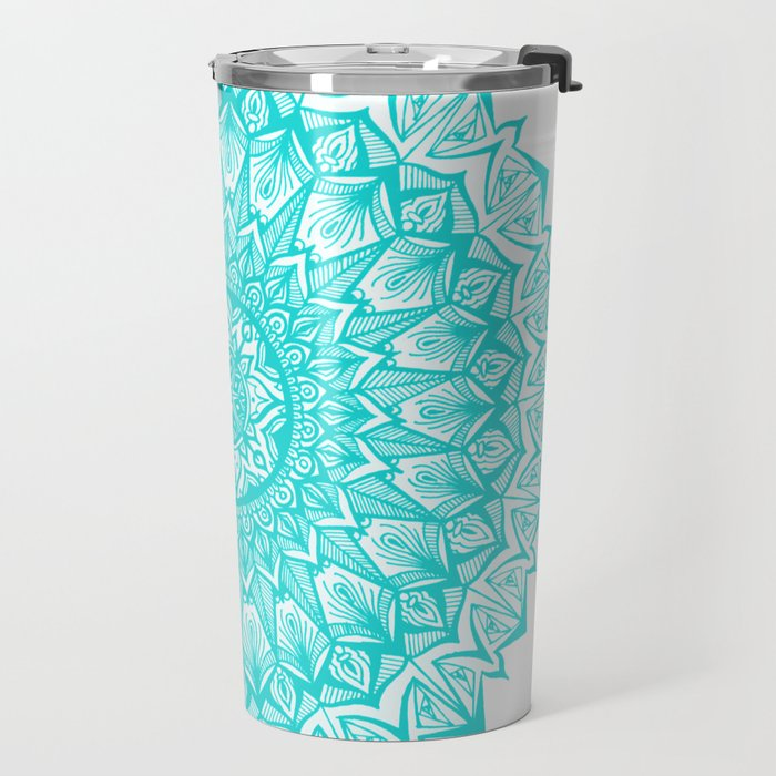 Royal-Blue Travel Mug