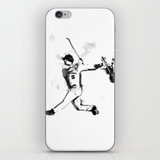 Baseball Violin iPhone & iPod Skin