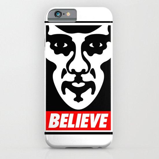 Believe - Sherlock iPhone & iPod Case