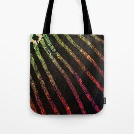 CropLines Tote Bag