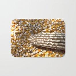 Golden Yellow Corn Bath Mat