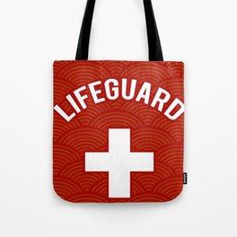 Lifeguard, Life guarding, Coast Guard, Beach , Baywatch Tote Bag