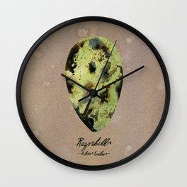 Razorbill Egg Wall Clock