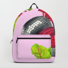 let the beet drop Backpack