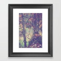 Disarray Framed Art Print