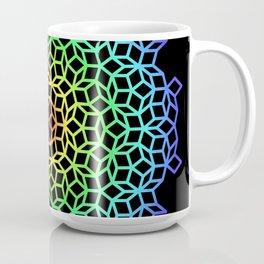 Fractal Lattice Coffee Mug
