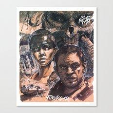 Mediocre Canvas Print