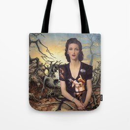 Weary World Tote Bag