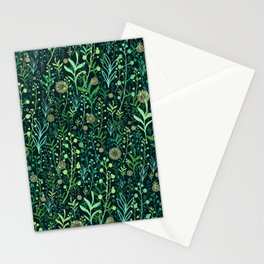 Magic herbs Stationery Cards