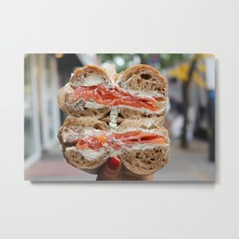 Lox and chill? Metal Print