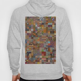 Ethnic Patterns Hoody