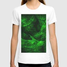 Fresh green nature T-shirt
