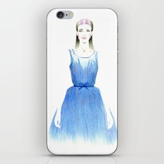 Hanna iPhone Skin