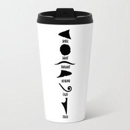 EYE OF HORUS in pieces Travel Mug