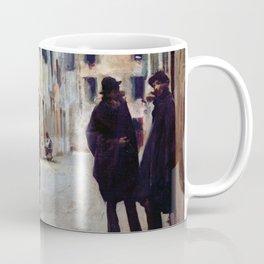 John Singer Sargent Street in Venice Coffee Mug