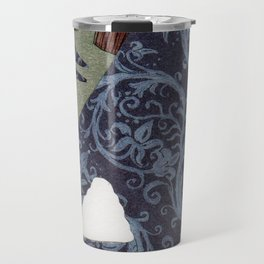 Clouds in May, Time to Play Travel Mug