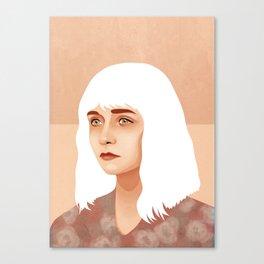 I'm sorry I left you - Alyssa Canvas Print