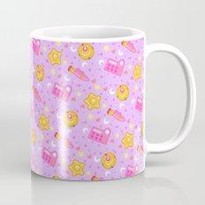 Usagi's Items Pattern / Sailor Moon  Coffee Mug