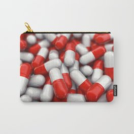 Pharmaceutical capsules Carry-All Pouch