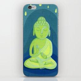 Buddha D iPhone Skin