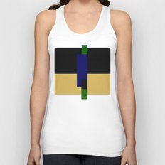 rectangle play Unisex Tank Top