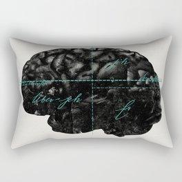 Freudian Rectangular Pillow