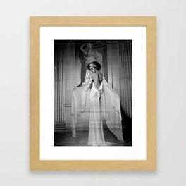 Ghost 1 Framed Art Print