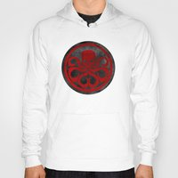 hydra Hoodies featuring Captain Hydra by Some_Designs