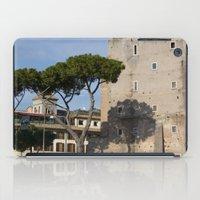 italy iPad Cases featuring Italy by Leandra