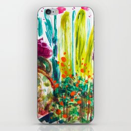 Cabana Plants iPhone Skin