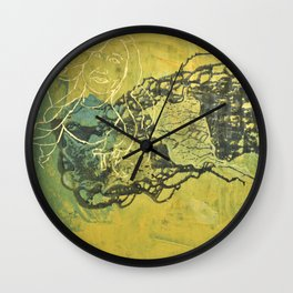Kleptomaniac Wall Clock