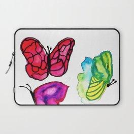 Kawaii Butterflies Laptop Sleeve