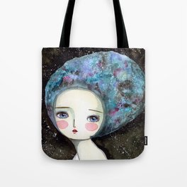 The Muse Of The Universe Tote Bag