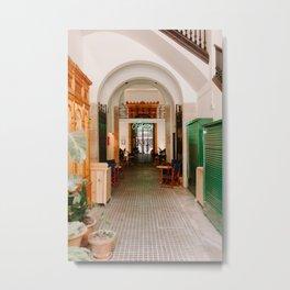 hotel in barcelona Metal Print