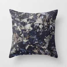 thoughts scattered across the stars Throw Pillow