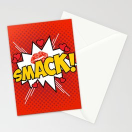 Kiss ! Stationery Cards