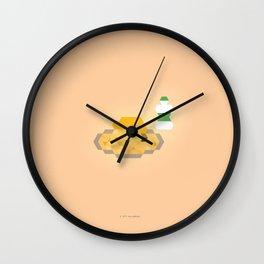 MACHBOOS Wall Clock