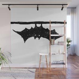 Bat friend Wall Mural
