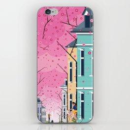 Aldstadt, Bonn ft. Cherry Blossom iPhone Skin
