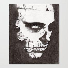 Zomb Canvas Print