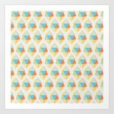 Patterns for Days Art Print