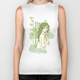 The Strong and The Beautiful Biker Tank