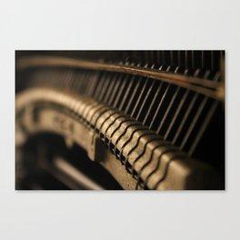 Underbelly Pt. 2 Canvas Print