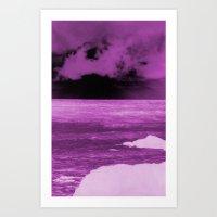 doom Art Prints featuring doom by DormarvDemand