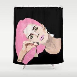 Lana x Fume Shower Curtain
